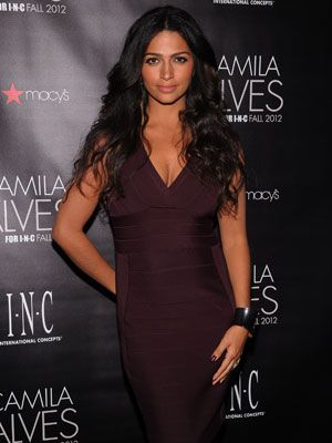 Brazilian model and fashion designer Camila Alves is the new face for Macy's INC International Concepts line and just started her very own line of bags, Muxo by Camila Alves. Here are some of her hottest pieces.