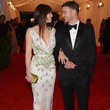 "The <a href=""http://www.cosmopolitan.com/celebrity/exclusive/justin-timberlake-jessia-biel-breakup-photos"" target=""_blank"">on and off couple</a> tied the knot in an undisclosed location in southern Italy. The wedding was reportedly a complete secret—even their guests were given vague details until the very last minute."