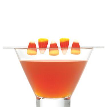 "<i>1 oz. SVEDKA Clementine Vodka<br />½ oz. sour cherry schnapps<br />1 oz. mango juice<br />½ oz. orange juice<br />Splash of lime juice<br />Garnish: candy corn<br /><br /></i>Combine all ingredients into a cocktail shaker filled with ice. Shake gently and strain into a glass. Garnish with candy corn.<br /><br /><i>Source: <a href=""http://www.svedka.com/"" target=""_blank"">SVEDKA</a></i>"