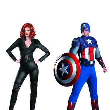 If your guy is any kind of action movie fan, he'll freak over these looks. Bonus: You can reuse them again in the bedroom.