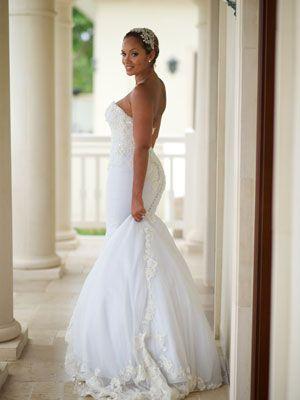 Latina Celebrity Wedding Dress Photos - Celebrity Weddings
