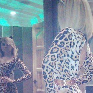"<p>Meow!! Dominicana <a href=""http://www.cosmopolitan.com/cosmo-latina/kat-deluna-interview"" target=""_blank"">Kat DeLuna</a> was one fierce cougar!!</p>"