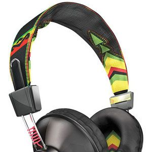 <p>An affordable, killer sound system meets old-school street cred style.</p><p>Jammin' Positive Vibration Headphones by House of Marley, $59.96, qvc.com</p>