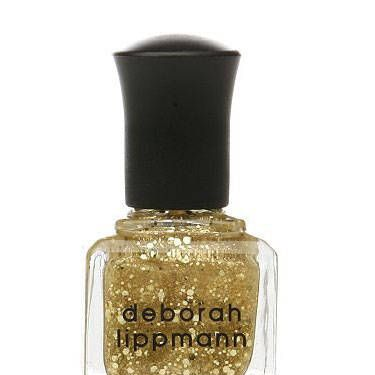 <p>The quickest, easiest way to get in on the gilded trend is with a show-stoppingly sparkly polish. We love this polish which is a shockingly bold, hyper-gleamy stunner that aims to last up to 10 days, chip-free.</p>