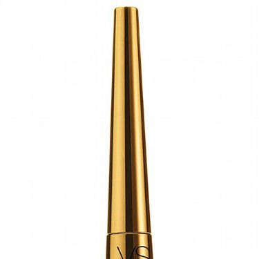 <p>Behold what is not only the most addictively seductive, bold gold hue liquid liner -- but one that comes with a precision applicator that actually makes it easy to apply that bad-girl winged line.</p>