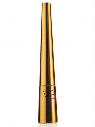 """<p>Behold what is not only the most addictively seductive, bold gold hue liquid liner -- but one that comes with a precision applicator that actually makes it easy to apply that bad-girl winged line.</p>   <p>Victoria's Secret Metallized Liquid Liner in Gilded, $13, <a href=""""http://www.victoriassecret.com/beauty/eye-makeup/limited-edition-metallized-liquid-liner-vs-makeup?ProductID=79839&CatalogueType=OLS"""">Victoriassecret.com</a></p>"""