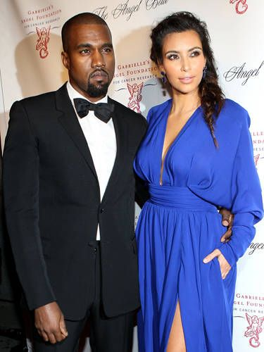 They love fame, each other, and their pocket-sized kitten Mercy. Bonus: The <i>Kim and Kanye's Krazy Wedding</i> special on E! would be must-see TV.
