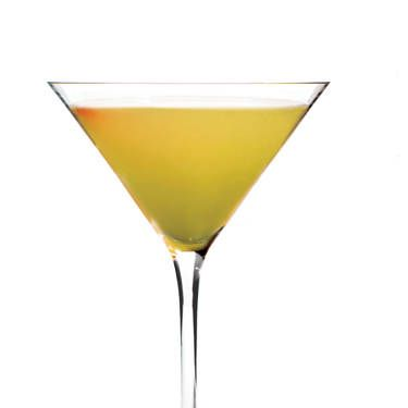 <i>1½ oz. Hangar One Spiced Pear Vodka<br />