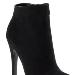<p>These classic booties are a must-have in every fashionista's closet!</p>