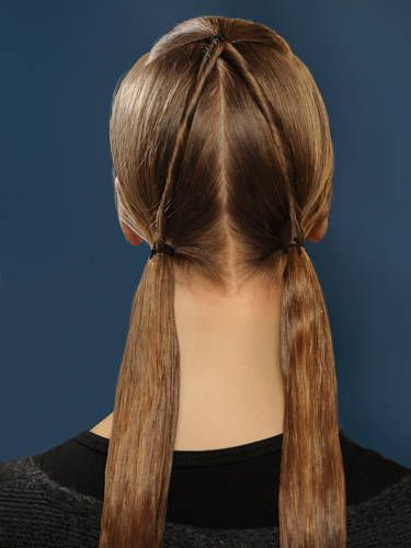 Ponytail Hairstyles Cool Ponytails And Styles