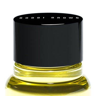<p>A potent blend of sesame, sweet almond, olive and jojoba oils, this deeply conditioning oil is an incredible moisturizer (rub a couple drops between hands and pat over damp skin) – but it also glossifies limp locks when smoothed over frazzled ends.</p>