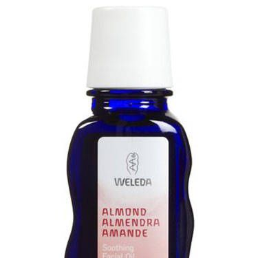 <p>This organic sweet almond oil-based elixir is loaded with antioxidants and vitamins A, E and C, which balances and calms sensitive skin. (Massage into freshly washed skin in a circular motion). Bonus? A few drops instantly softens dry cuticles.</p>