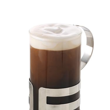<i>3 oz. JDK & Sons Crave Chocolate Chili Liqueur<br />Hot chocolate<br />Garnish: whipped cream</i><br /><br />Combine all ingredients in a mug. Top with whipped cream.<br /><br /><i>Source: JDK & Sons Crave Chocolate Liqueurs</i>