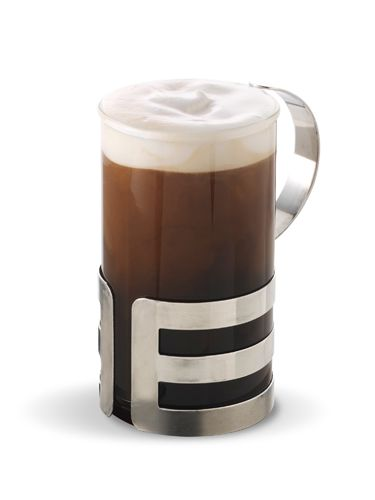 <i>3 oz. JDK & Sons Crave Chocolate Chili Liqueur<br /> Hot chocolate<br /> Garnish: whipped cream</i><br /><br />  Combine all ingredients in a mug. Top with whipped cream.<br /><br />  <i>Source: JDK & Sons Crave Chocolate Liqueurs</i>