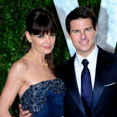 "When TomKat split, <a href=""http://www.cosmopolitan.com/celebrity/exclusive/tom-cruise-and-katie-holmes-what-went-wrong"" target=""_blank"">we weren't that shocked</a>. And as reports kept coming out—revealing more about their marriage—we're kind of glad Katie got out of Tom's Scientology trenches."