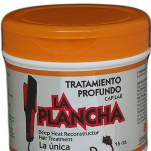 <p>For the curly and coarse-haired <em>chicas</em>, this Dominican heat treatment didn't get it's name by accident. It's works great to get silky, straight hair, so you can hopefully ditch<em> la plancha</em>. </p>