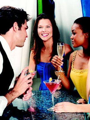 <p>Look into hiring a bartender. We're not saying you need a legit mixologist—try a  friend's little brother (make sure he's 21, of course) who'll take 50 bucks, free drinks, and the chance to party with his <em>hermana's</em> hot girlfriends. It will pay for itself when you actually have the time to talk to that cute coworker you threw this whole <em>fiesta</em> for.</p>