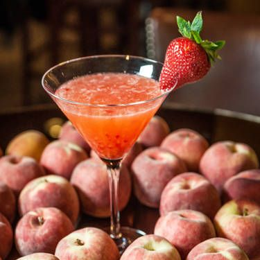 <i>1½ oz. Cîroc Peach Vodka<br />
