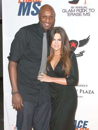 Khloe has been blamed for derailing her hubby Lamar Odom's basketball career. But, we think his out-of-the-blue trade by the Lakers to the Dallas Mavericks is more the reason for his recent career woes than his super-supportive wife. Hey, it's not easy to play with a new team, but we hope he'll have better luck now that he's with the Los Angeles Clippers.
