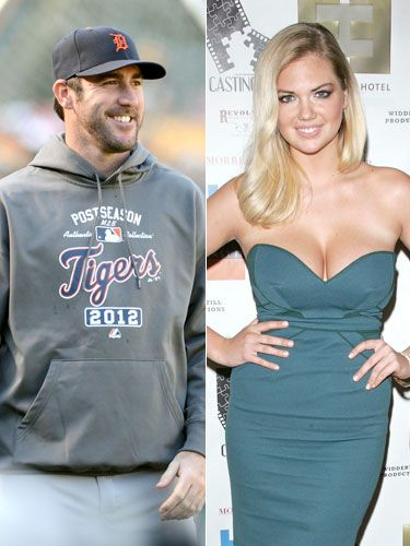 In 2011, Detroit Tigers pitcher Justin Verlander clinched the most coveted award in baseball, the Cy Young. Then, he struggled in the 2012 all-star game, leading many to blame model Kate Upton, whom he'd just started dating. But, considering his team made it to the World Series just months later, we'd say that, if anything, she's been a good influence on him.