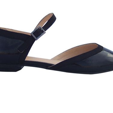 """Okay, okay, so these aren't <i>technically</i> flats, but a tiny heel could be just the boost your legs need without going full stiletto.<br /><br />J. Crew collection Janey calf hair flats, $298, <a href=""""http://www.jcrew.com/womens_category/shoes/flats/PRDOVR~98541/98541.jsp"""" target=""""_blank"""">jcrew.com</a>"""