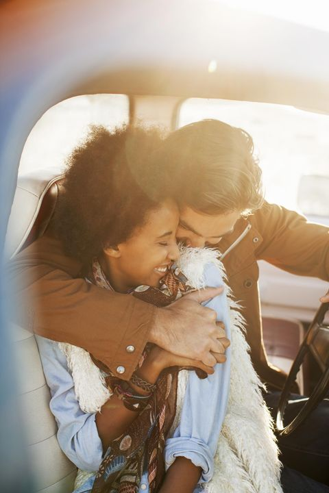 "<p>A previous <a href=""http://www.cosmopolitan.com/sex-love/tips-moves/popular-places-to-have-sex"" target=""_blank"">Cosmo survey </a>showed that 80% of dudes fantasized about car sex. Take your car out to an abandoned lot either before sunset or after midnight when most people wouldn't be outside. The best position is ""girl on top"" since space is limited. Make sure you're not on the drivers side so your nalgas don't accidentally beep the horn. And roll down the windows—things will get a little, er, <em>caliente</em>. <br /><br /></p>"