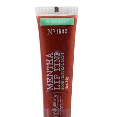 <p>We couldn't have dreamed up a sexier date lip gloss! This multi-tasking miracle worker provides serious moisture, an ultra-hot hint of plum color, and it freshens breath with an infusion of peppermint essential oil. Swipe it on before, during, and after that delicious (but stinky) garlic-heavy dinner date.</p>