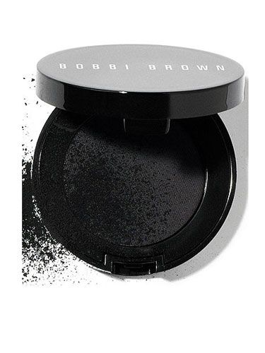 "<p>A nod to the cake liner of the '30s and '40s, this powder formula is deeply pigmented and totally flake-proof. Apply it with a Bobbi Brown Eye Liner Brush for a vampy-sexy look.</p>  <p>Bobbi Brown Choose Your Black Kohl Cake Liner, $22, <a href=""http://www1.macys.com/shop/product/bobbi-brown-kohl-cake-liner-choose-your-black-collection?ID=749054"" target=""_blank"">macys.com</a></p>"