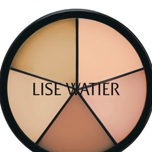 <p>This five way concealer by Lise Watier works wonder for acne, dark spots, and dark circles, and it's packed with vitamin e.</p>