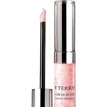 <p>Lip balm should never cost anywhere near $60, but this one gets a pass because it's so awesome. Blended with UV filters, moisturizing botanicals and plumping properties, this sheer rosy shimmer gives you a pout to make Scarlett Johansson wail with envy.</p> 