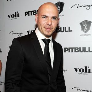 <p>The man with the ultimate swag, <em>Cubano</em> Pitbull. You can't deny that his tailored tuxes and hip-shaking tracks make him three million times hotter. We'd just have to worry about seriously amping up our date-night look with this <em>guapo</em>.</p>