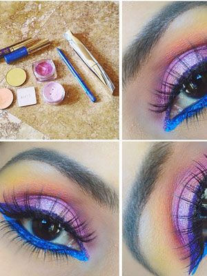 """<p>This Mexicana uses very affordable makeup brands (often drugstore finds) and is very detailed when describing her techniques. She also takes separate pics of each step. Her eyebrow tutorial is one of my faves and I've recreated many of her looks with ease.</p> <p><a href=""""http://instagram.com/msnancyz"""" target=""""_blank"""">MsNancyz</a></p>"""