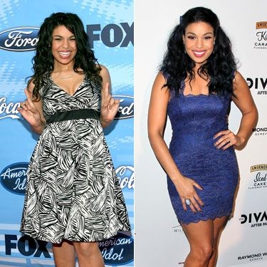"""Jordin Sparks looks like the cover of a movie called """"How Jordin Got Her Groove Back."""""""