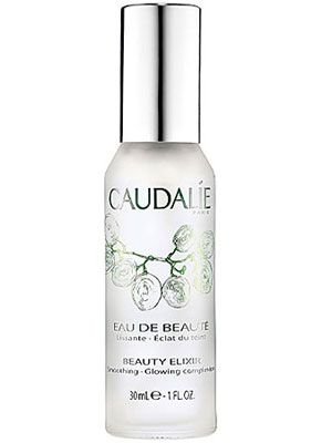 """<p>Rehydrate your skin with this invigorating mist.</p> <p>$18, <a href=""""http://www.sephora.com/product/productDetail.jsp?skuId=455774&productId=P6025&_requestid=120275#!keyword=caudalie%20beauty%20elixir"""" target=""""_blank"""">Sephora</a></p>"""