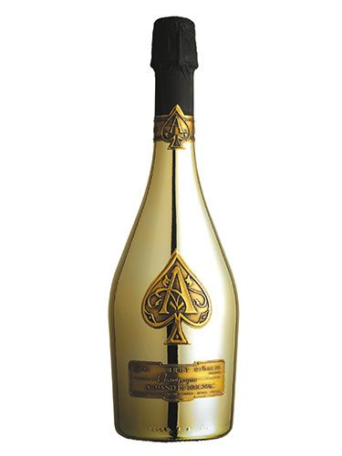 Who doesn't want more fun in their life? Like VIP room, private after-party kind of fun. If you want to play like rock stars, you gotta pop what they pop. Ball so hard with Jay-Z's bubbly of choice, <b>Armand de Brignac Brut Gold</b>, aka Ace of Spades ($300), which is fittingly encased in a gold bottle. This goes with Jay everywhere, whether he's celebrating Leo Di Caprio's birthday or giving it to Rihanna for the plane on her 777 tour. On the pop end of things, Madonna's fave is <b>Krug Brut Rosé</b> ($250). I'd be happy if Ellen just gave me Prosecco when I came on her talk show (let's face it - I'd just be happy to be on Ellen), but when you're Madonna you up your grape game so Ellen poured her the Krug recently when she went on Ellen for the first time. Lastly, these two might not make music and they might not even be real, but I think we can all agree that Ab Fab's Pats and Eddy were rock stars nonetheless. Their Champs of choice was <b>Bollinger Brut Special Cuvée NV</b> ($60). Eddy even had a Champagne refrigerator in her kitchen that was 50% Bolly and 100% my dream.