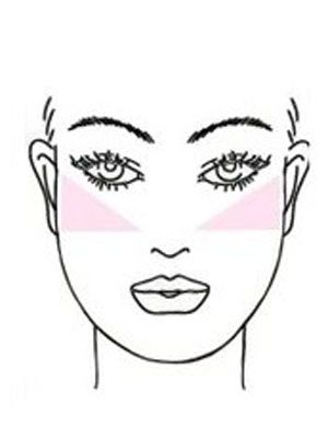 <p>To slim a round face, apply your blush in an angular motion blending from the apples of the cheeks towards the temples.</p> <p> </p> <p>*Tip: If you have dry skin or fine lines and wrinkles, try a cream blush. If your skin is oily, stick to powder blush. Powder blush is also better when the temps go up, while cream blush is better for cold weather. <br /><br /></p>