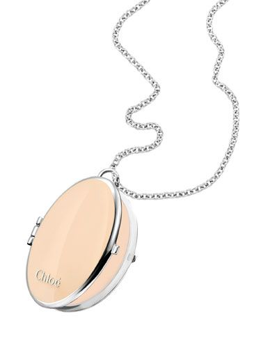 """<p>Keep the source of your delectable scent hidden with this chic, sterling silver locket, which houses a solid version of Chloe's bestselling fragrance. Rub it over pulse points so the sultry aroma lingers.</p>  <p>Chloé Bianca Solid Perfume Necklace, $65, <a href=""""http://www1.bloomingdales.com/shop/product/chloe-bianca-solid-perfume-necklace?ID=677738"""" target=""""_blank"""">bloomingdales.com</a></p>"""