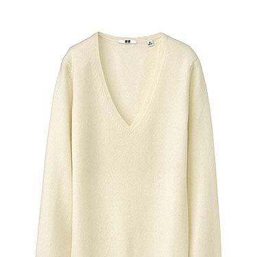 <p>Even non-bulky cashmere is super warm, and they come in a slew of awesome colors.