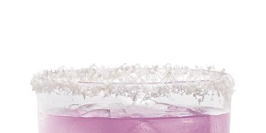 <i>3 oz. Hpnotiq Harmonie<br /> 1 oz. coconut vodka<br /> Garnish: shredded coconut</i><br /><br />  Combine in a glass filled with ice and top with shredded coconut.<br /><br />  <i>Source: Hpnotiq</i>