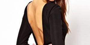 <p>Designer Paprika switches things up by putting the eye catcher on the back of this dress. Not only does it include a bodycon fit, it also has a low back with a pink bow no one ever saw coming. So adorable!</p> <p>$56.13, <a title=&quot;Bow Dress &quot; href=&quot;http://www.asos.com/Paprika/Paprika-Bow-Back-Bodycon-Dress/Prod/pgeproduct.aspx?iid=2715387&amp;SearchQuery=bodycon&amp;sh=0&amp;pge=2&amp;pgesize=20&amp;sort=-1&amp;clr=Black&quot; target=&quot;_blank&quot;>ASOS</a></p>