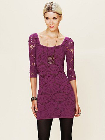 "<p>Lace is always so fun and girly to wear but can be tough when your tummy isn't with the program. This Free People body-conscious dress mixes lace with spanx-like technology that is perfect for post-<em>tamal</em> days.</p> <p>$88, <a title=""Lace Dress"" href=""http://www.freepeople.com/3-4-seamless-medallion-bodycon-dress/_/searchString/bodycon/QUERYID/50ff065e575c1f1fe80003a9/SEARCHPOSITION/18/CMCATEGORYID/683d4023-53f5-4900-b5ce-ecf465df31a9/STYLEID/25798125/productOptionIDS/03649705-3D22-4BA8-94BA-D7AB5930C209/%20"" target=""_blank"">Free People</a>  </p>"