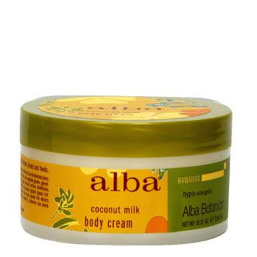 <p>There's nothing sexier than the beachy, faintly sunscreen-y scent of coconuts…especially in the dead of a frigid winter! Soften, smooth and scent your skin with this uber-moisturizing, fast-absorbing body butter.</p>