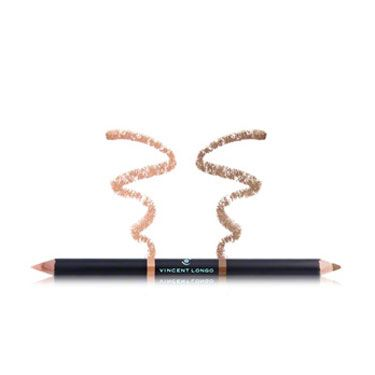 <p>Want flawlessly precise lip color? Line and fill-in lips with a creamy nude pencil, like this dual-ended gem from Vincent Longo (fair-to-medium skin tones look great in Toffee&#x3B; dark complexions are prettiest in Toast). Follow up with a layer of clear gloss for an irresistibly plush finish.</p>