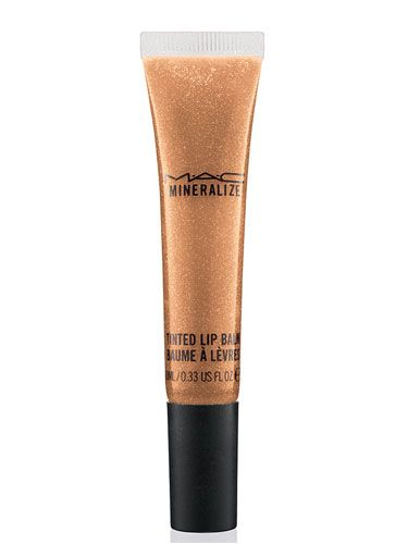 "<p>Leave it to the geniuses at MAC to whip up a nude hue that truly looks glamorous on every complexion under the sun, from Emma Stone-porcelain to Azealia Banks-dark. Plus, it's spiked with moisturizers (great for soothing mid-winter dryness) and the barest hint of sparkle.</p>  <p>MAC Mineralize Tinted Lip Balm in Slightly Nude, $20, <a href=""http://www.maccosmetics.com/product/shaded/166/23768/Products/Lips/Lipglass/Mineralize-Tinted-Lip-Balm/index.tmpl"" target=""_blank"">maccosmetics.com</a></p>"