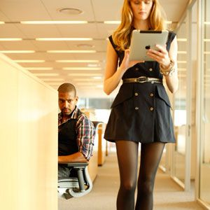 <p>According to a report released by the Southern Poverty Law Center, 77 percent of Latinas surveyed said that sexual harassment was a major problem in the workplace.If you feel that you're a victim, report it immediately. <br /><br /></p>