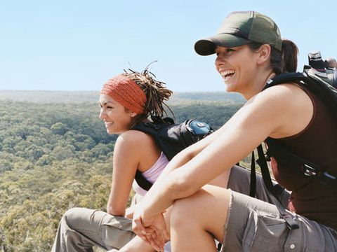 Smile, Mouth, Cap, Happy, Goggles, Leisure, Summer, Facial expression, People in nature, Outdoor recreation,