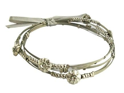 """<div style=""""margin: 0pt;""""><span style=""""font-family: Times New Roman; font-size: medium;""""><span style=""""font-size: 12pt;"""">This bracelet with floral accents is the right size, not too thick like most. The dainty set comes with four tied by a ribbon in both silver and turquoise. </span></span></div> <div style=""""margin: 0pt;""""><span style=""""font-family: Times New Roman; font-size: medium;""""><span style=""""font-size: 12pt;""""><br /></span></span></div> <div style=""""margin: 0pt;""""><span style=""""font-family: Times New Roman; font-size: medium;""""><span style=""""font-size: 12pt;"""">$19.99, <a href=""""http://www.target.com/p/4pc-bezel-flower-resin-bracelet-grey/-/A-13355172#?lnk=sc_qi_detaillink"""" target=""""_blank"""">Target </a></span></span></div> <div style=""""margin: 0pt;""""><span style=""""font-family: Times New Roman; font-size: medium;""""><span style=""""font-size: 12pt;""""><a href=""""https://webmail.hearst.com/owa/redir.aspx?C=Q92i7ZXcVUWTU0AC2DR2zlPT1ZWmzs8IYi87fPHSJLGq5BD58x22NF99VHl6xXanQRot--GTZbQ.&URL=http%3a%2f%2fwww.target.com%2fp%2f4pc-bezel-flower-resin-bracelet-grey%2f-%2fA-13355172%23%3flnk%3dsc_qi_detaillink"""" target=""""_blank""""><br /></a> </span></span></div>"""