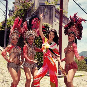 <p>Just because we can't attend the biggest fiesta on earth doesn't mean we can't get in the spirit. Channel your inner samba dancer spirit with these cool beauty products that are perfect for perfecting the carnaval makeup look.</p>