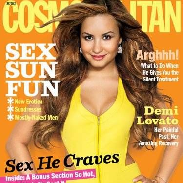 "<p>When Demi made the cut for the Cosmopolitan July 2012 cover girl, we were super proud. In her heartwarming interview about her recovery, she told Cosmo, ""It's not just about singing anymore. I want to inspire people."" And she's doing just that.</p>"