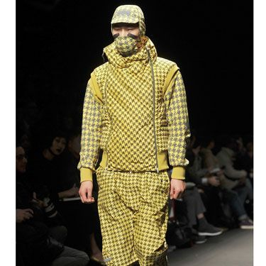 Hannibal Lecter got all haute matchy-matchy on us.